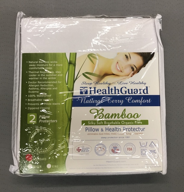 Bestway Bedding - Health Guard Pillow Protector